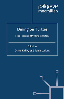 Kirkby, Diane - Dining on Turtles, ebook