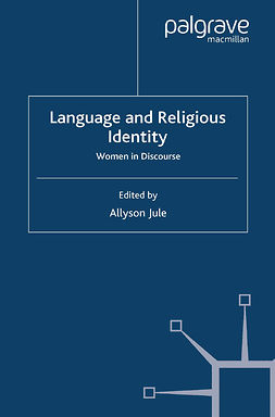 Jule, Allyson - Language and Religious Identity, e-bok