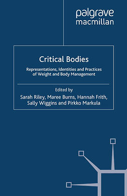 Burns, Maree - Critical Bodies, e-kirja
