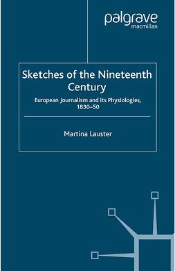 Lauster, Martina - Sketches of the Nineteenth Century, ebook