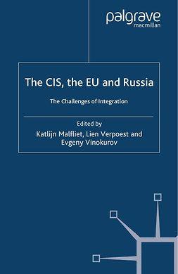 Malfliet, Katlijn - The CIS, the EU and Russia, e-bok