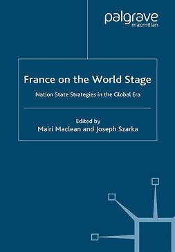 Maclean, Mairi - France on the World Stage, ebook