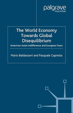 Baldassarri, Mario - The World Economy Towards Global Disequilibrium, ebook