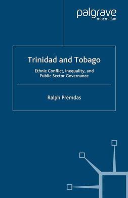 Premdas, Ralph - Trinidad and Tobago, e-bok