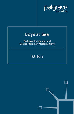 Burg, B. R. - Boys at Sea, ebook