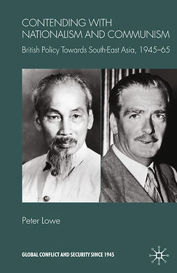 Lowe, Peter - Contending with Nationalism and Communism, ebook