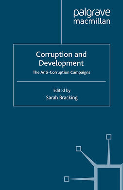 Bracking, Sarah - Corruption and Development, ebook