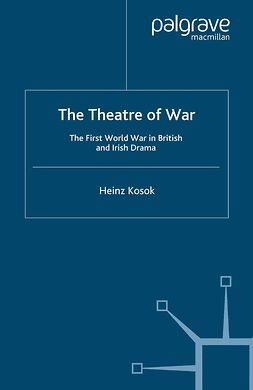 Kosok, Heinz - The Theatre of War, ebook