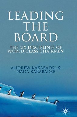 Kakabadse, Andrew - Leading the board, ebook