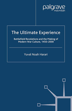 Harari, Yuval Noah - The Ultimate Experience, ebook