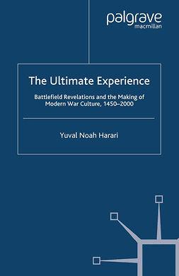 Harari, Yuval Noah - The Ultimate Experience, e-kirja