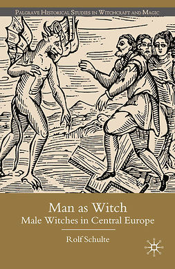 Schulte, Rolf - Man as Witch, ebook