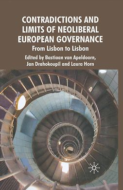 Apeldoorn, Bastiaan - Contradictions and Limits of Neoliberal European Governance, e-kirja