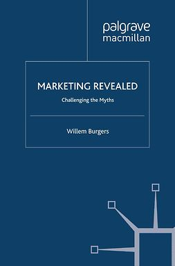 Burgers, Willem - Marketing Revealed, ebook