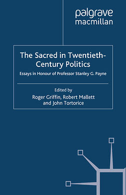Griffin, Roger - The Sacred in Twentieth-Century Politics, ebook