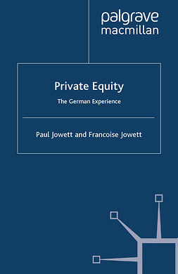 Jowett, Francoise - Private Equity, ebook