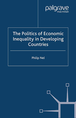 Nel, Philip - The Politics of Economic Inequality in Developing Countries, e-bok
