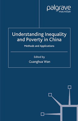 Wan, Guanghua - Understanding Inequality and Poverty in China, ebook