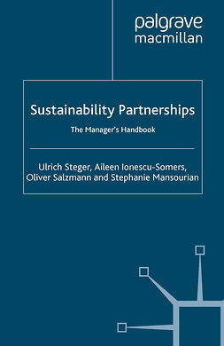 Ionescu-Somers, Aileen - Sustainability Partnerships, ebook