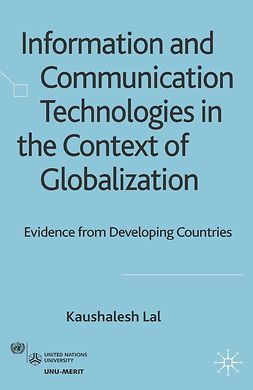 Lal, Kaushalesh - Information and Communication Technologies in the Context of Globalization, ebook