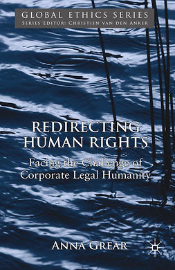 Grear, Anna - Redirecting Human Rights, ebook