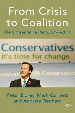 Denham, Andrew - From Crisis to Coalition, ebook