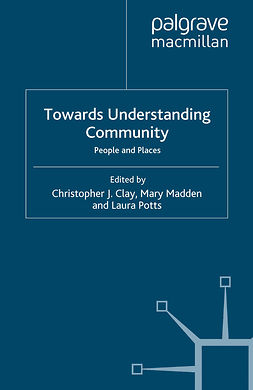 Clay, Christopher J. - Towards Understanding Community, ebook