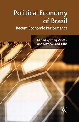 Arestis, Philip - Political Economy of Brazil, ebook