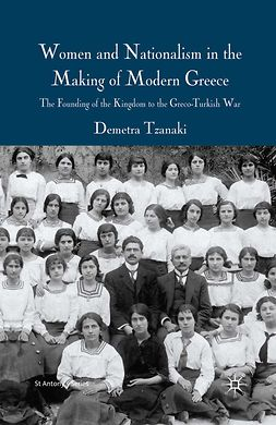 Tzanaki, Demetra - Women and Nationalism in the Making of Modern Greece, ebook