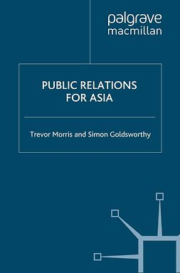 Goldsworthy, Simon - Public Relations for Asia, ebook