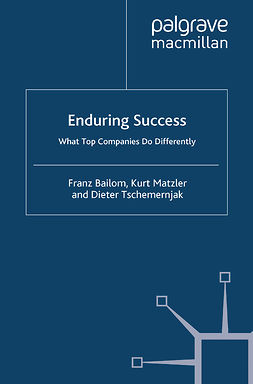 Bailom, Franz - Enduring Success, ebook