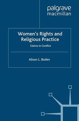 Boden, Alison L. - Women's Rights and Religious Practice, ebook