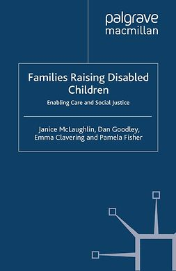 Clavering, Emma - Families Raising Disabled Children, ebook