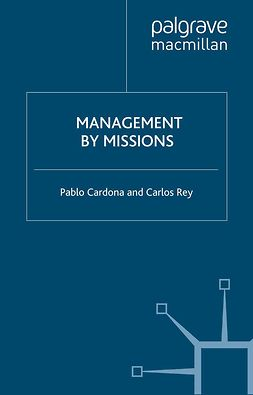 Cardona, Pablo - Management by Missions, ebook