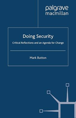 Button, Mark - Doing Security, ebook