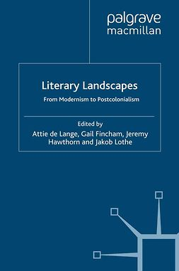 Fincham, Gail - Literary Landscapes, ebook