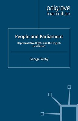 Yerby, George - People and Parliament, ebook