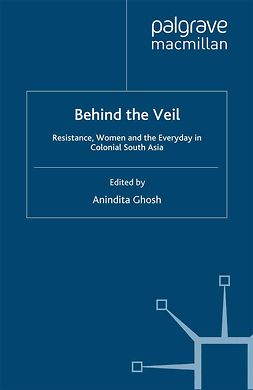 Ghosh, Anindita - Behind the Veil, ebook