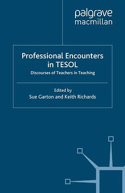 Garton, Sue - Professional Encounters in TESOL, e-kirja