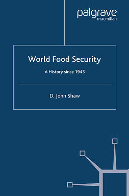 Shaw, D. John - World Food Security, ebook
