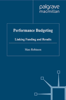Robinson, Marc - Performance Budgeting, ebook