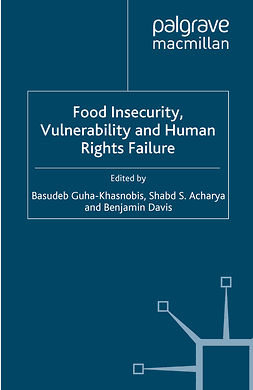 Acharya, Shabd S. - Food Insecurity, Vulnerability and Human Rights Failure, ebook