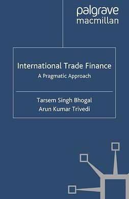 Bhogal, Tarsem Singh - International Trade Finance, ebook