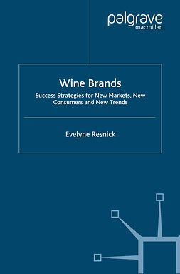Resnick, Evelyne - Wine Brands, ebook