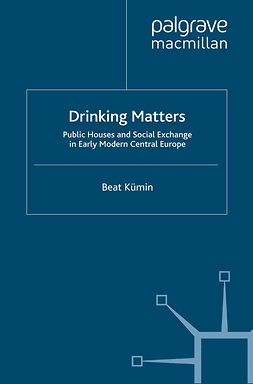 Kümin, Beat - Drinking Matters, ebook