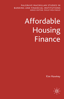 Hawtrey, Kim - Affordable Housing Finance, ebook