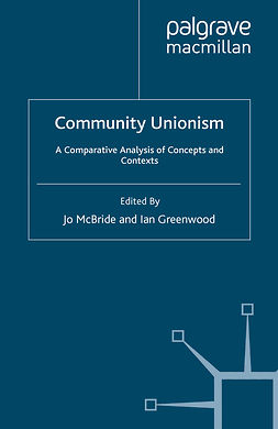 Greenwood, Ian - Community Unionism, ebook