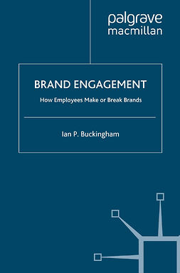 Buckingham, Ian P. - Brand Engagement, ebook