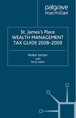 Lipkin, Barry - Tax Guide 2008–2009, ebook