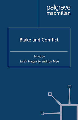 Haggarty, Sarah - Blake and Conflict, e-kirja